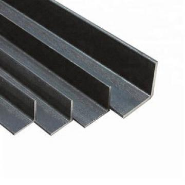 125*75*8mm Ss400 Hot Dipped Galvanized Steel Angle Iron