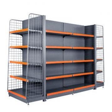 Supermarket Store Gondola Metal Storage Display Equipment Stand Shelf Rack