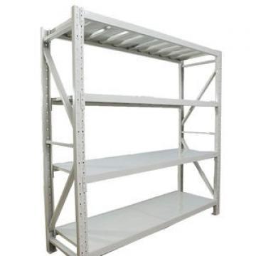 New Square Tube Column Storage Shelves Load-Bearing High Industrial Shelves