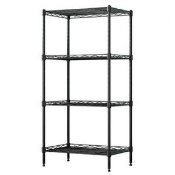 Accessories Supplies Wire Rack Unit Garage Storage Shelving 5 Layers