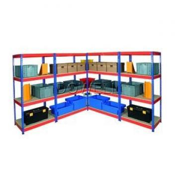 Heavy Duty 5 Tier Boltless Metal Steel Rack Storage Shelving Unit