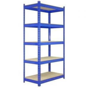 Professional Customized Steel Warehouse Mezzanine Racking System Industrial Shelving Units