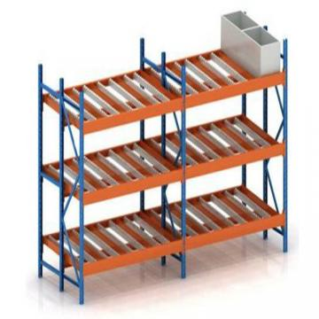 Industrial Heavy Duty Pallet Live Warehouse Storage Fifo Rack